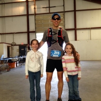 After finishing and winning the NJ Ultra Series 50 miler!