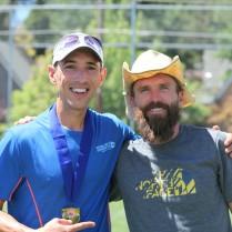 2014 Western States winner Rob Krar